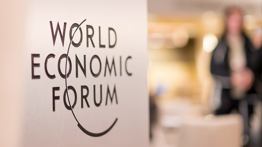 Logo World Economic Forum