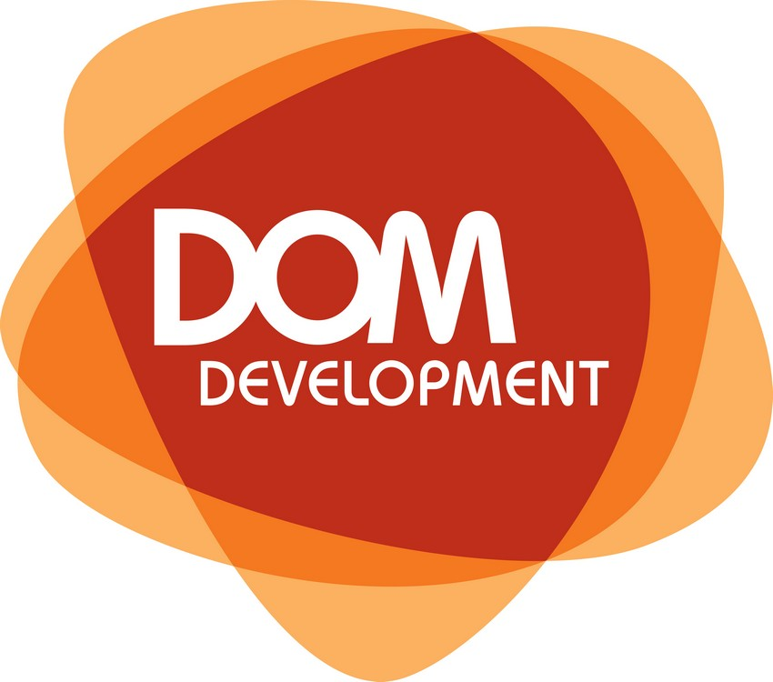 Logo Dom Development