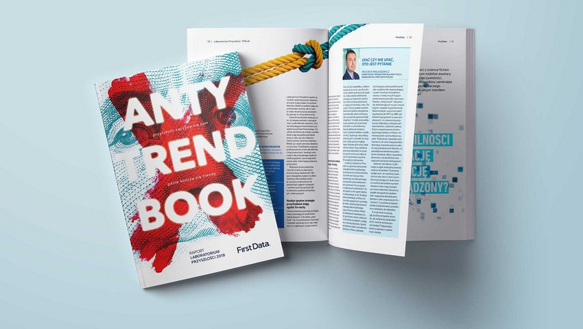 AntyTrendBook First Data Polska