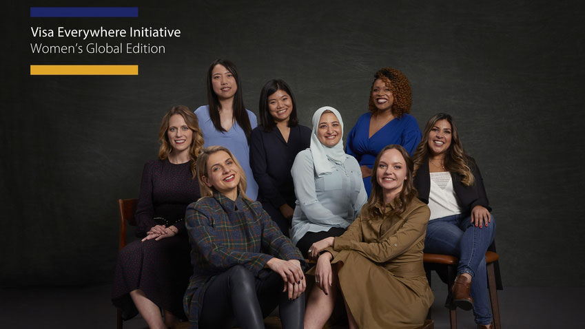 Konkurs Visa Everywhere Initiative: Women's Global Edition
