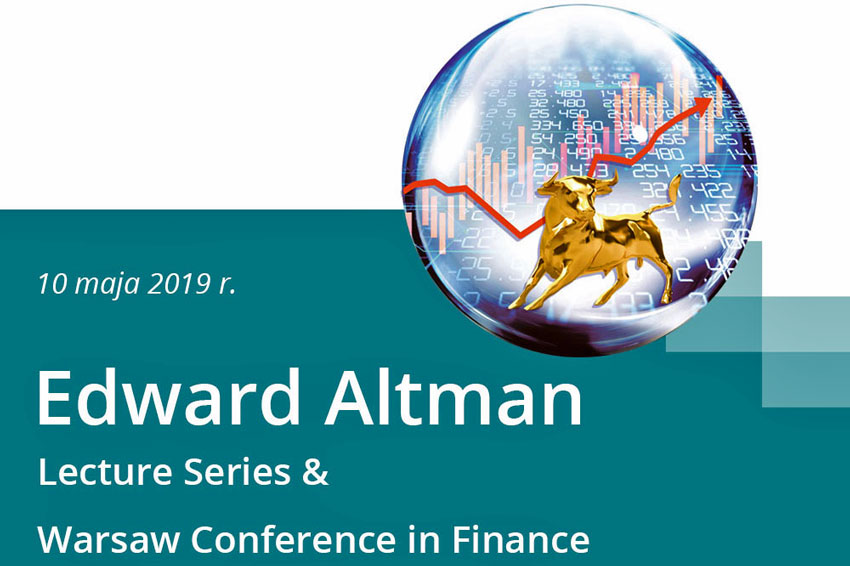 Banner Edward Altman Lecture Series