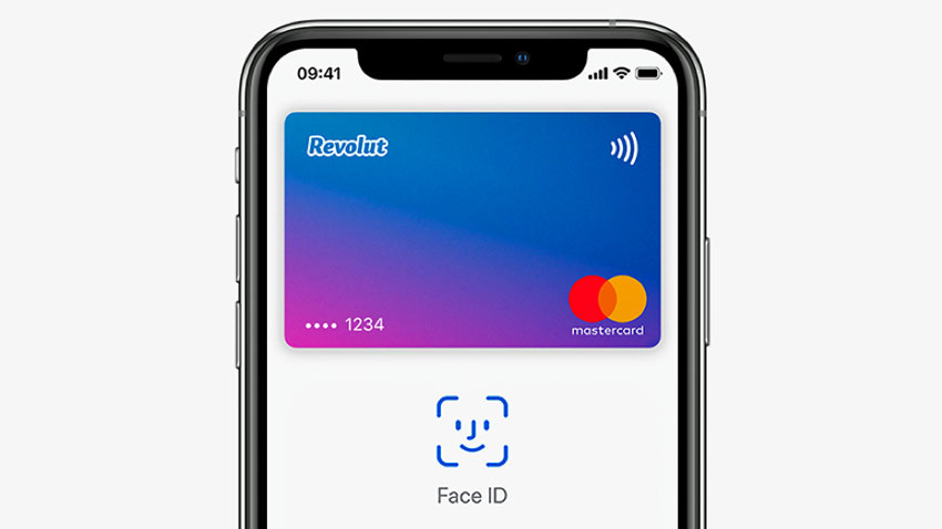 Apple Pay w Revolut