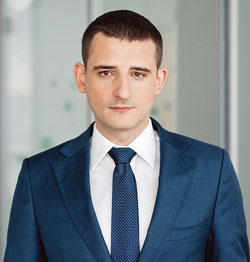 Łukasz Nienartowicz, Head of Business Intelligence w Britenet