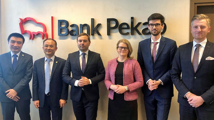 Pekao Leasing ma umowę kredytu z Industrial and Commercial Bank of China