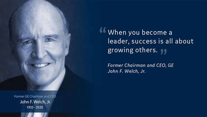 Jack Welch, General Electric