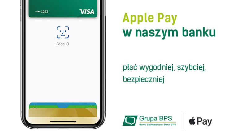Apple Pay w BPS