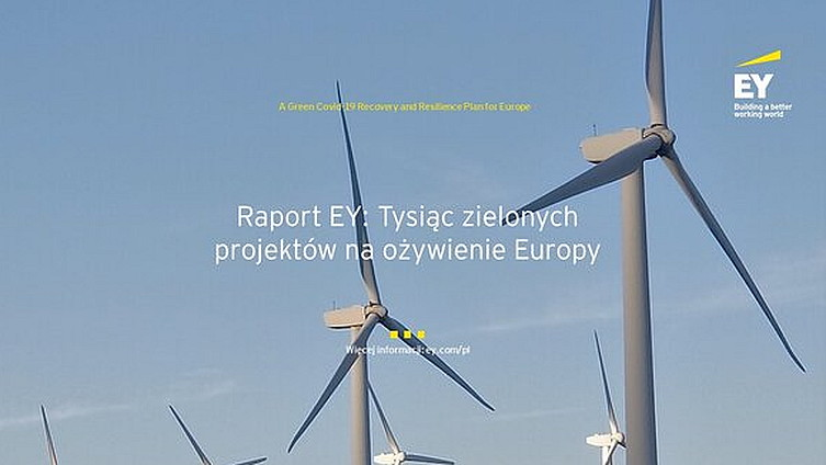 raport A Green Covid-19 Recovery and Resilience Plan for Europe