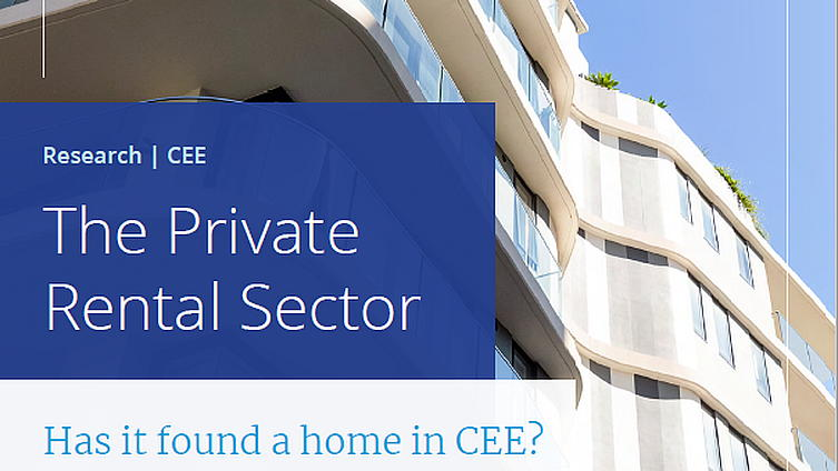 """The Private Rental Sector: Has it found a home in CEE?"""""""